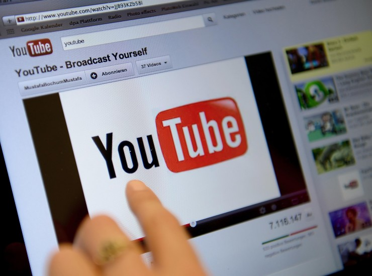 YouTube Page - Google claims YouTube ads are more effective than TV Blog post.