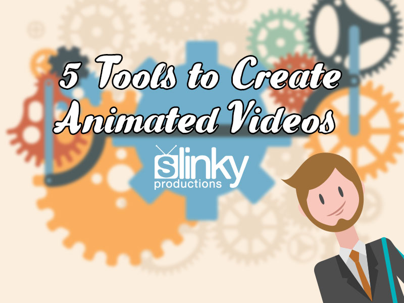 Create Animation With These 5 Tools