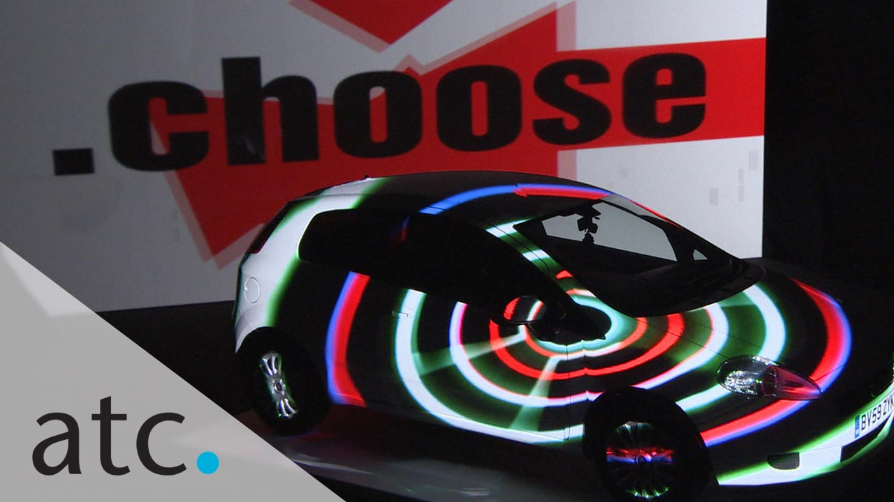 ATC – Projection Mapping