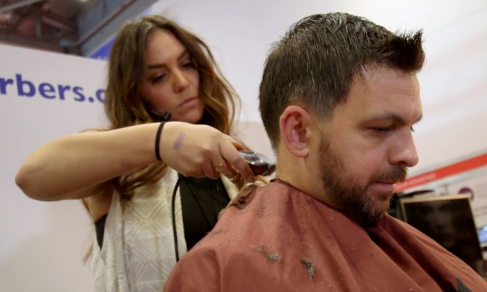 British Barbers Association video featured image