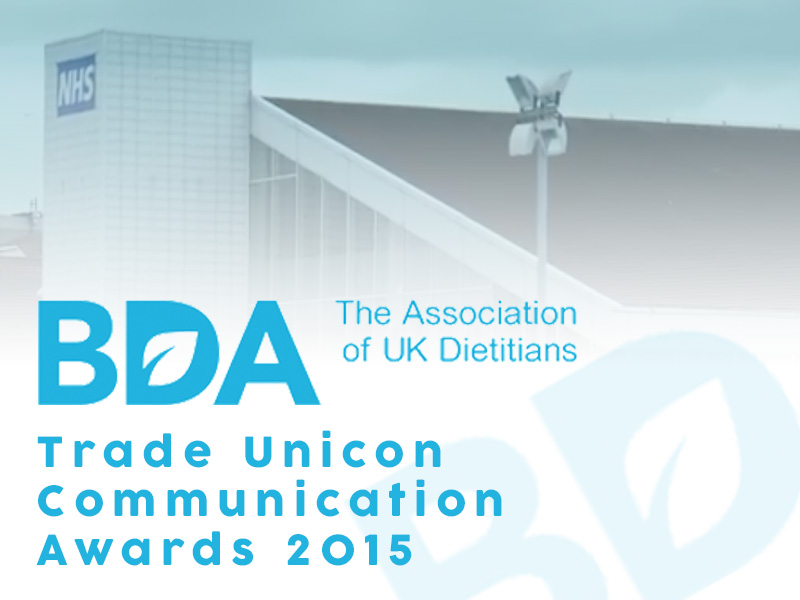 BDA & Slinky Win TUC Awards