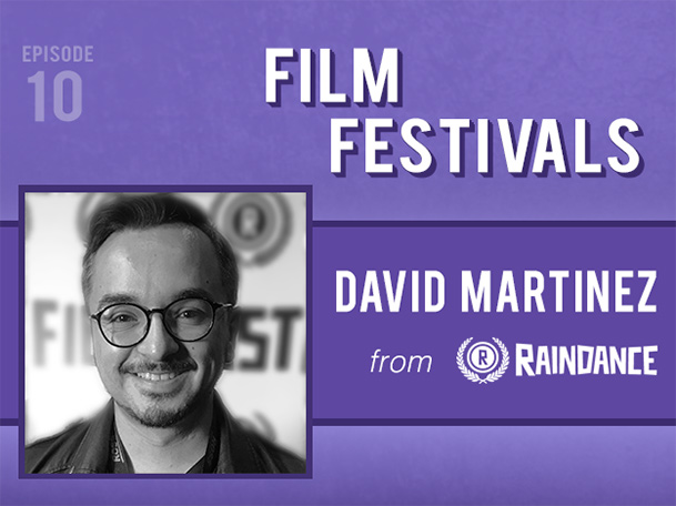Backlight Podcast - Episode 10 - Film Festivals - With David Martinez
