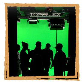 Image to Slinky Productions Behind the Scenes page