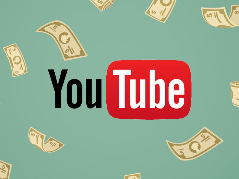 Brands spend ad money on YouTube video platform.