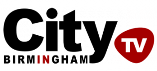 City TV Birmingham Broadcast Logo interview.