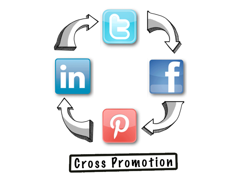 YouTube twitter facebook and instagram connections image