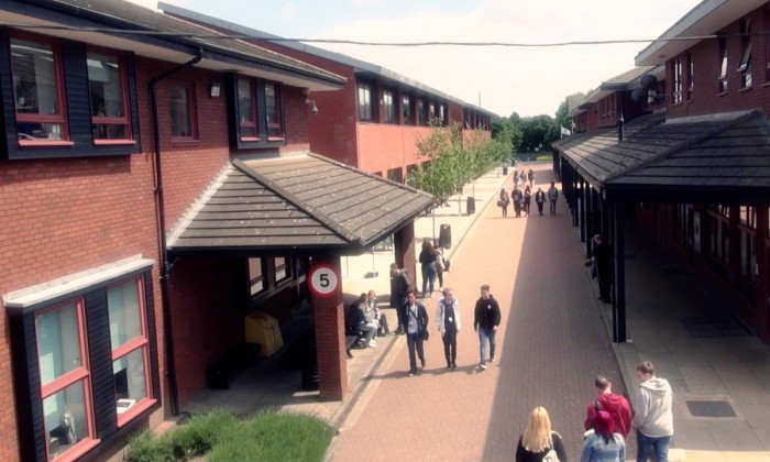 Halesowen College video featured image