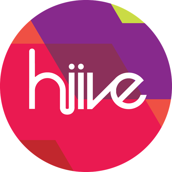 logo of Hiive on white background