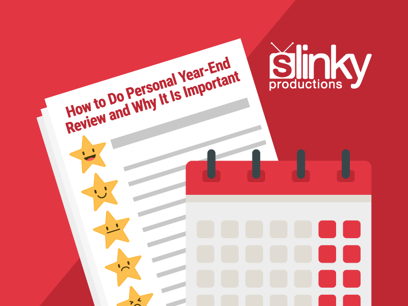 How to Do Personal Year-End Review and Why It Is Important