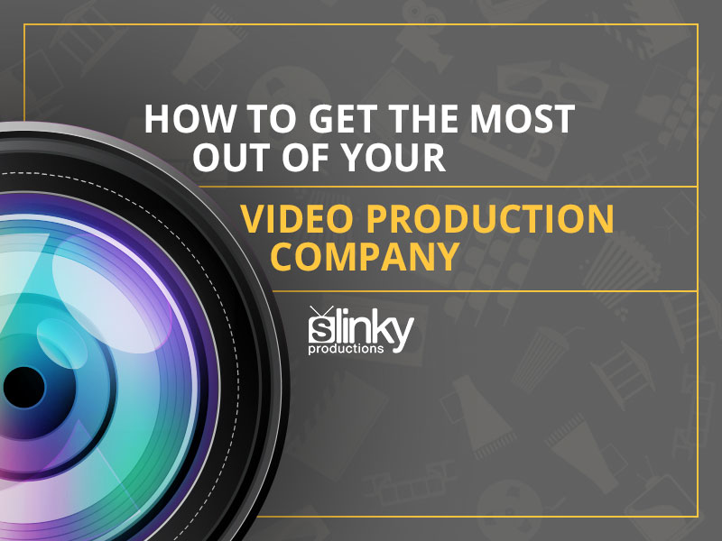 How to get the most from your video production company guide.