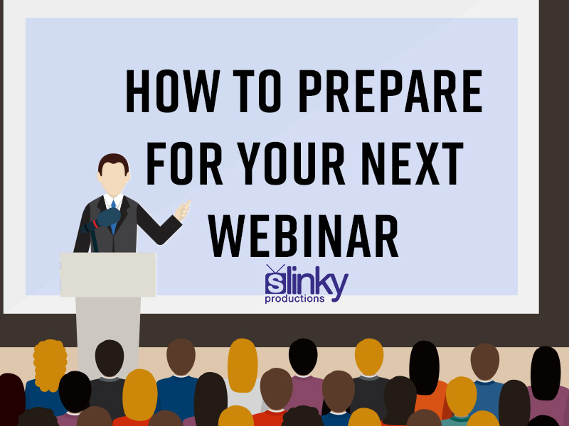 What to do if you want to create a webinar