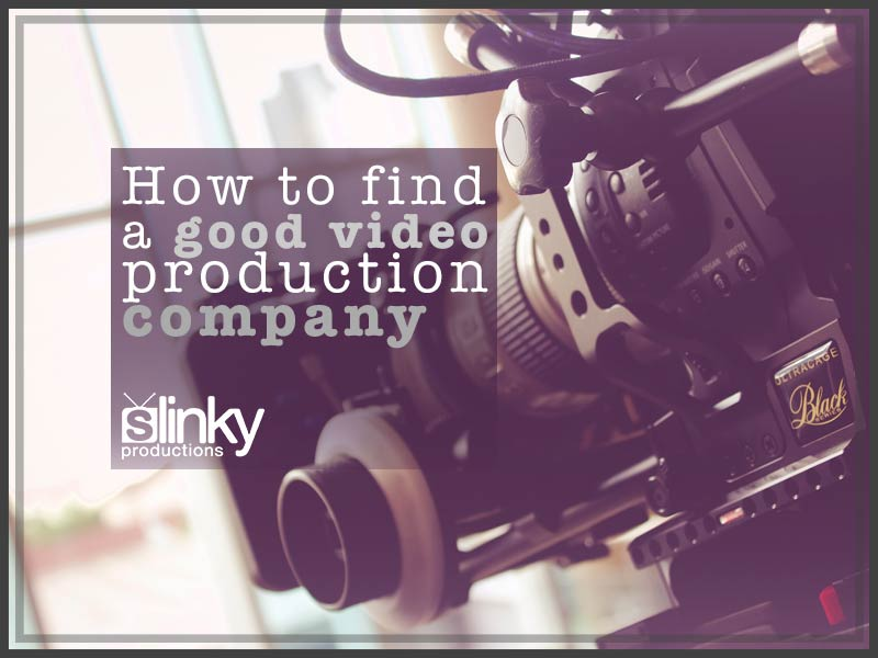 video production, video marketing, marketing ideas, camera, typewriter text