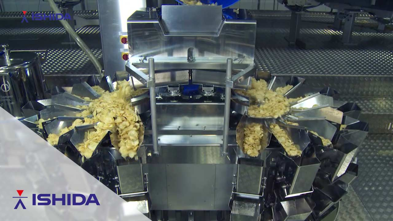 Ishida – Weighing Solutions (Snacks Packing Medley)