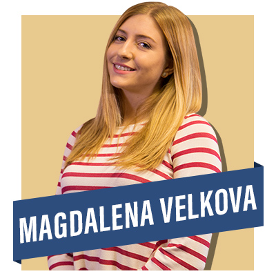 Magdalena Velkova Slinky team photo
