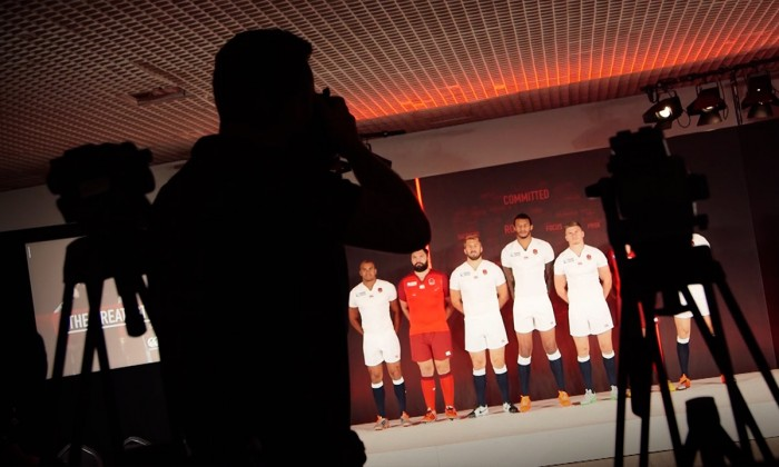 Twickenham kit launch video featured image