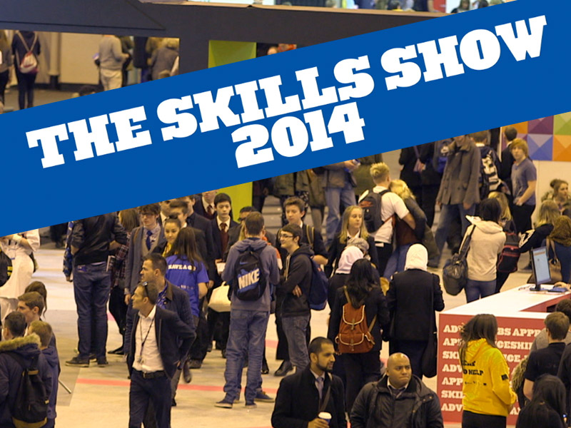 74,000 Turn Out for The Skills Show at NEC