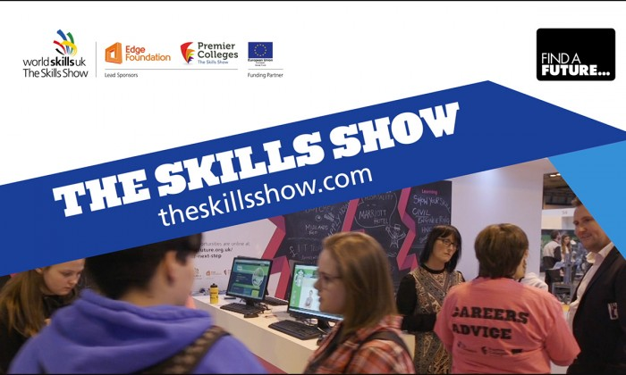 Skills Show video featured image