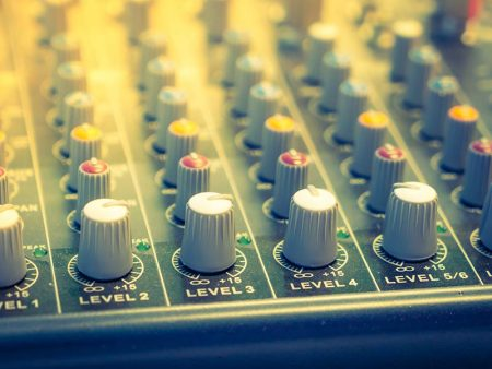 Picture of Sound mixer
