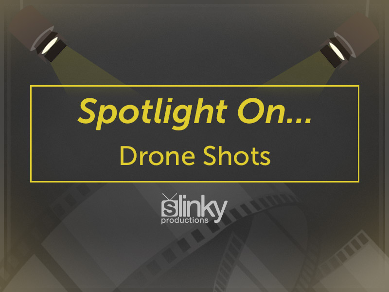 Information on what drone shots are