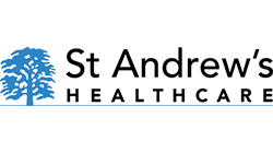 St Andrews Healthcare Logo
