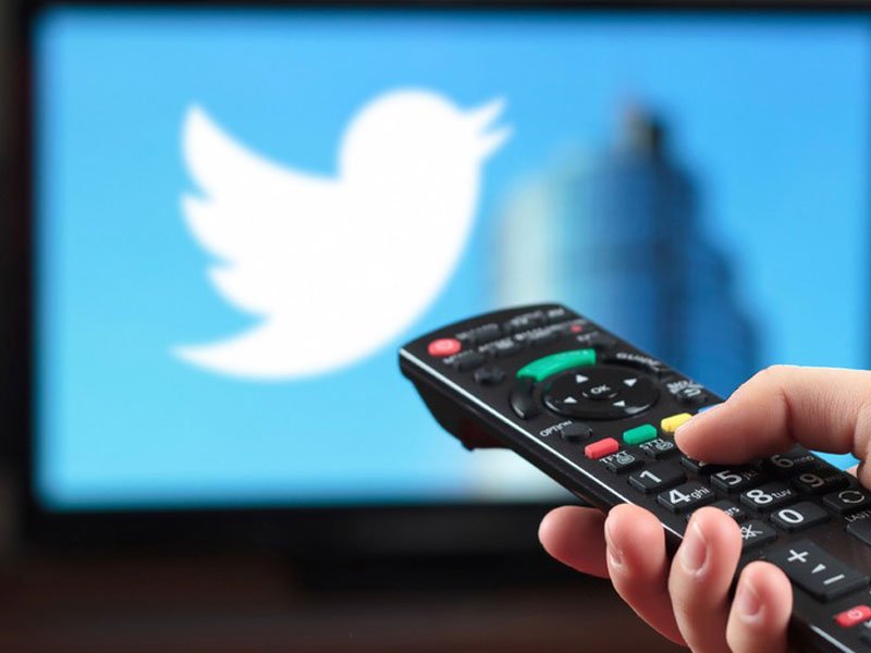 Twitter Would Be 'Poorer' Without TV