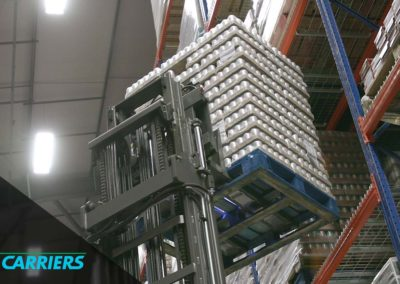UniCarriers UK – Chiltern Cold Storage Group Case Study