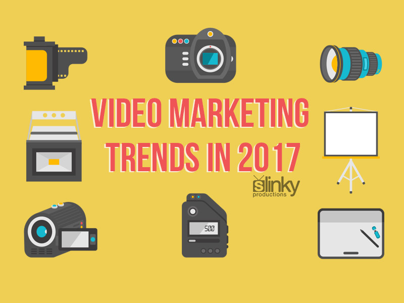 Trends from 2017 for Video Marketing