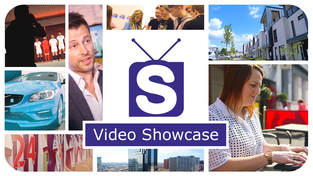 See the Slinky Productions video and film showcase.