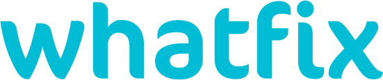 Logo for Whatfix