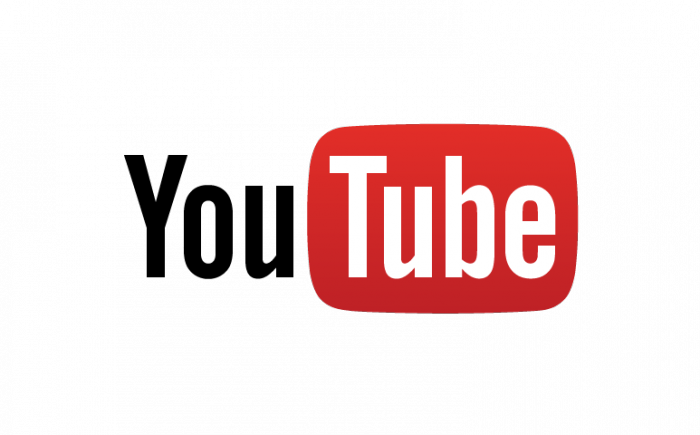 The YouTube logo