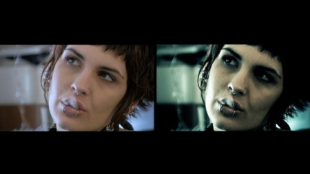 Colour correction from the girl with the dragon tattoo