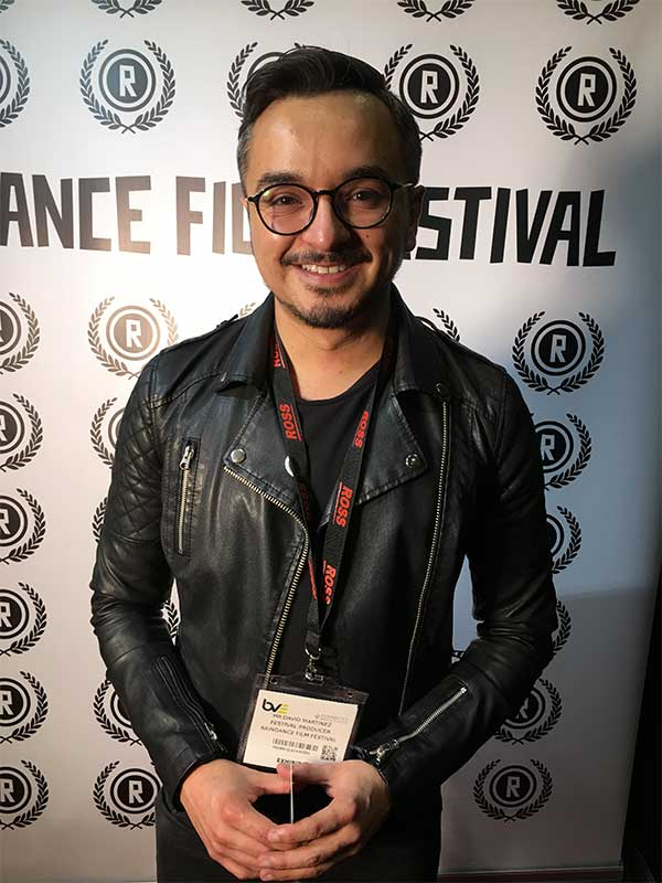 profile picture of David Martinez from raindance