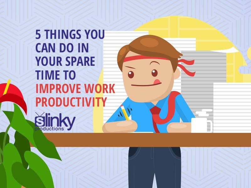 tips, productivity, work, improve, spare time, enchance, red tie, work, man, determination, deskjob