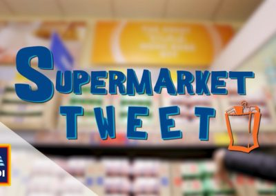 ALDI – Supermarket Tweet