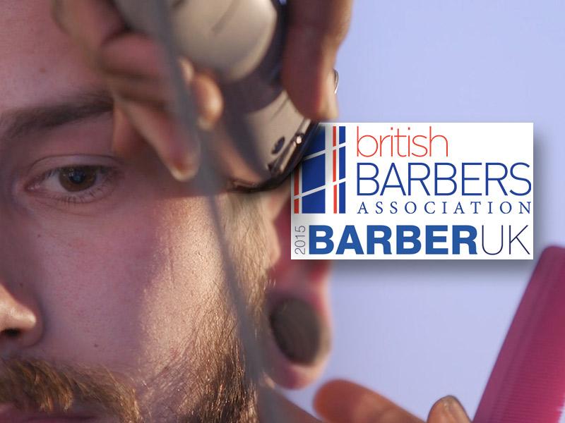 A Close Shave at BarberUK 2015