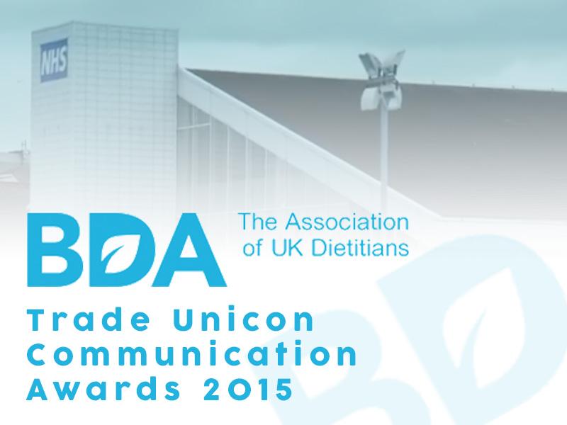 BDA & Slinky Win TUC Awards