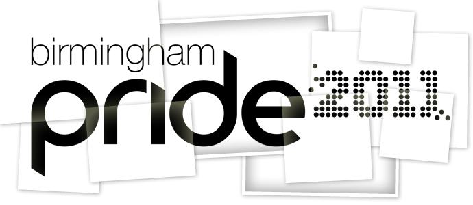 Birmingham Pride 2011 client logo