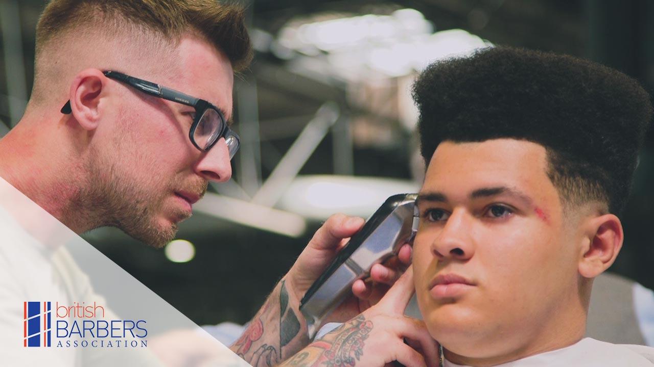 British Barbers' Association – Barber UK