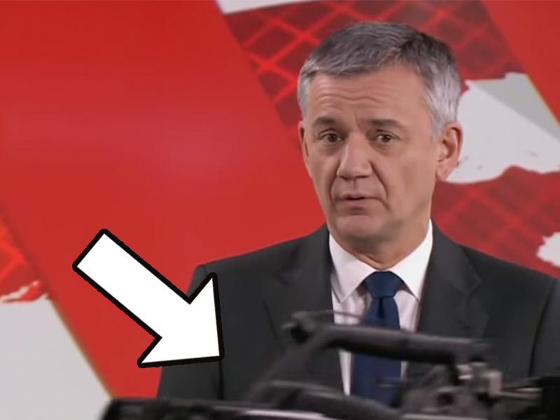 BBC's News Rogue Robot Cameras