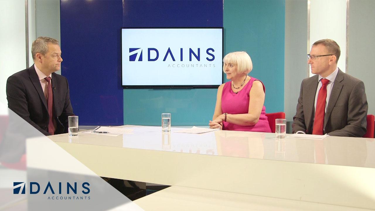 Dains – Webcast Presentation