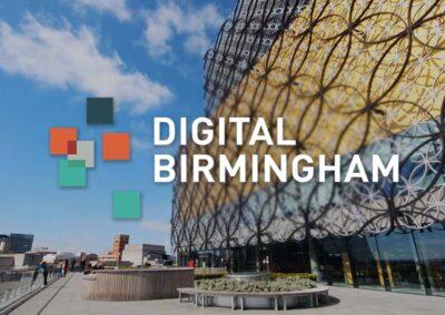 Customer Plus – Digital Birmingham (Smart City)