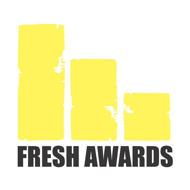 The Fresh Awards logo