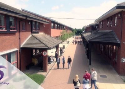 Halesowen College – From School To Graduation