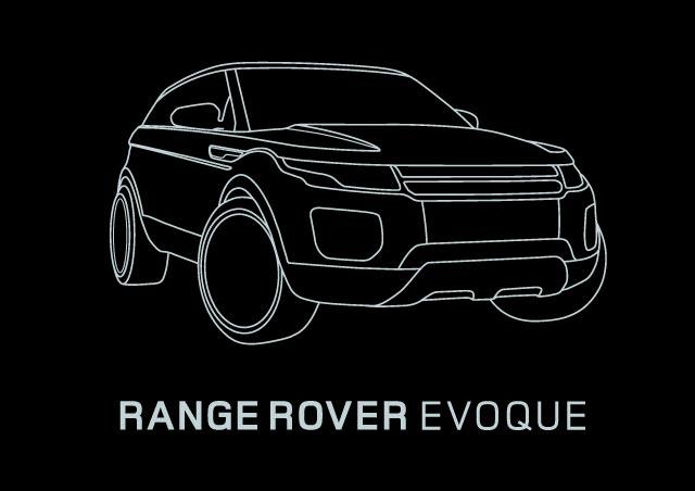 Land Rover Evoque Logo