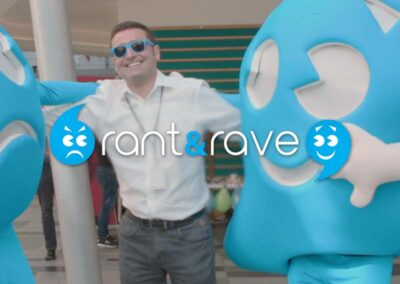 Rant & Rave – Sage UK Case Study