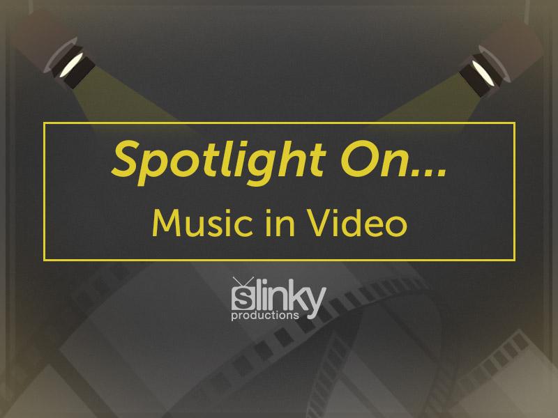 Spotlight on Music in Video