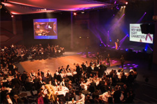 Managing and filming live conferences and events